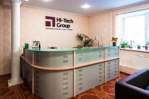 Интерьерные объемные буквы для Hi-Tech Group